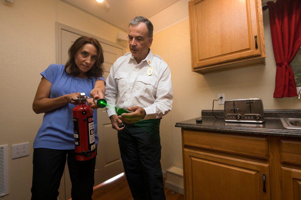 BullsEye Laser Extinguishers