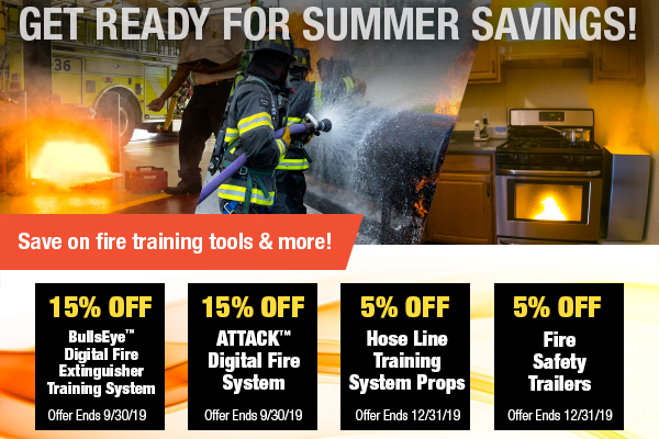 Fire Training Summer Promo Web Graphic (711x474)