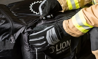 Water-Resistant Nylon Gear Bag