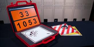 HazMat Placard Kit