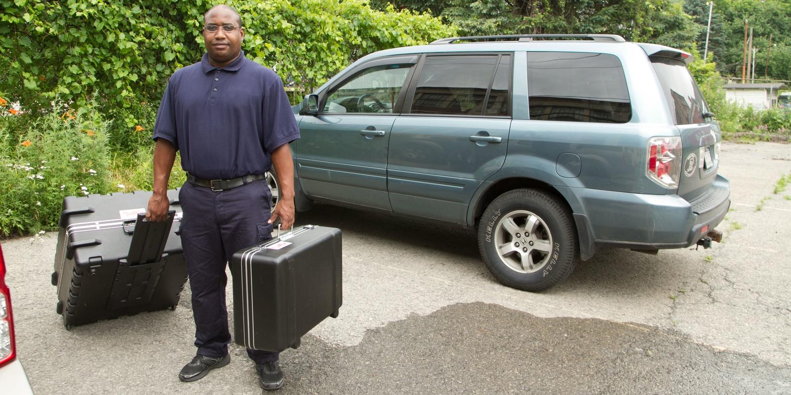 I.T.S. Transport case