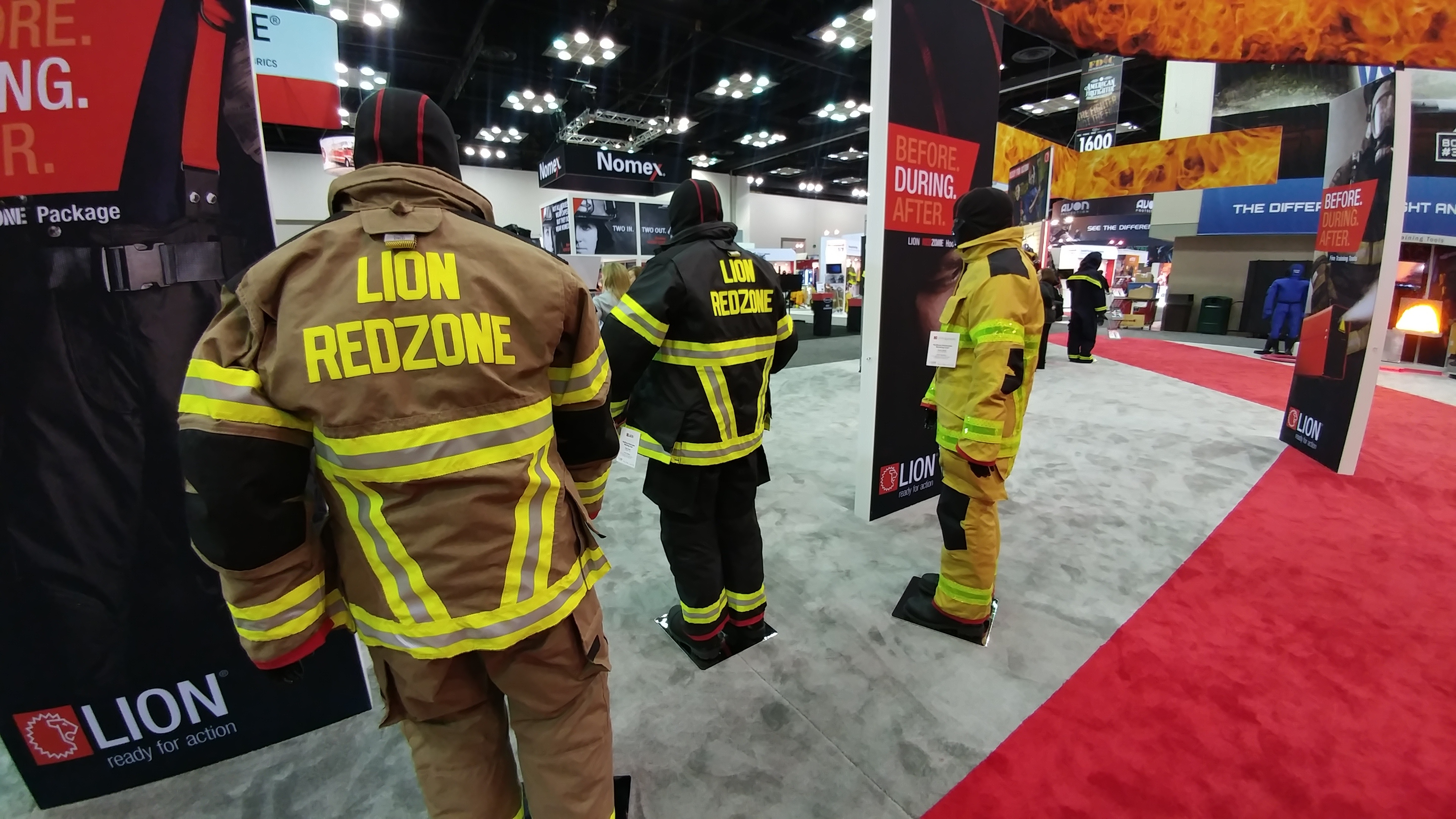 LION LAUNCHES REDZONE PPE CONTAMINANT CONTROL PACKAGE