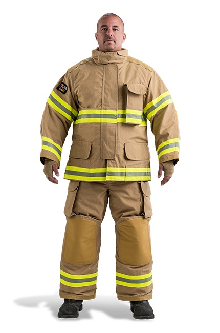 FULL-FEATURE, QUICK-TURN STOCK TURNOUT GEAR