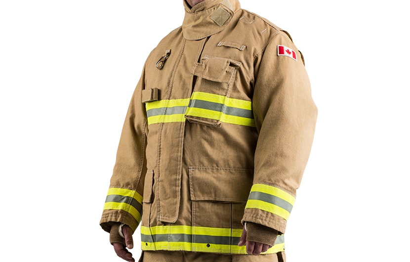 Flame Fighter Firefighter Turnout Gear Coat