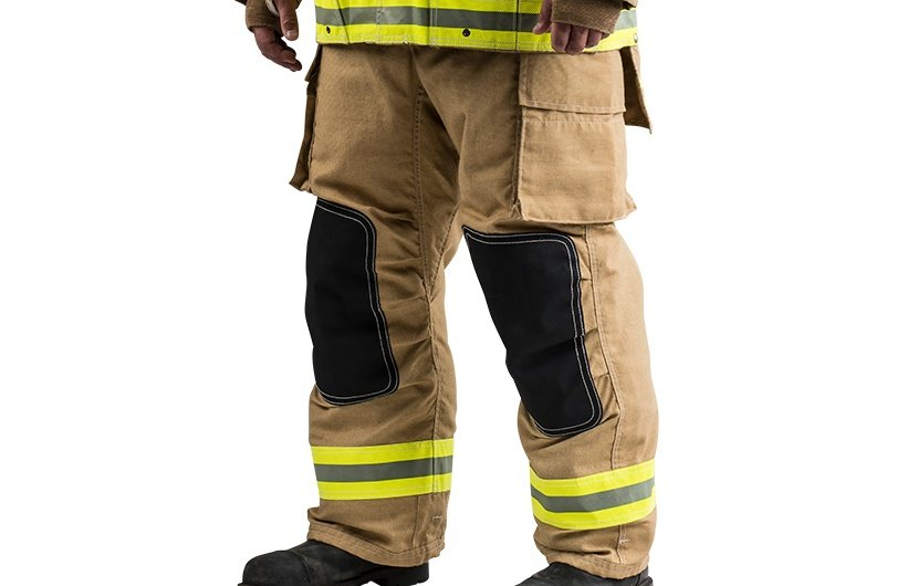 Flame Fighter Firefighter Turnout Gear Pants