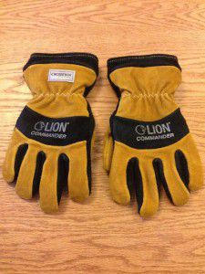 See a set of LION Commander gloves get put to the test