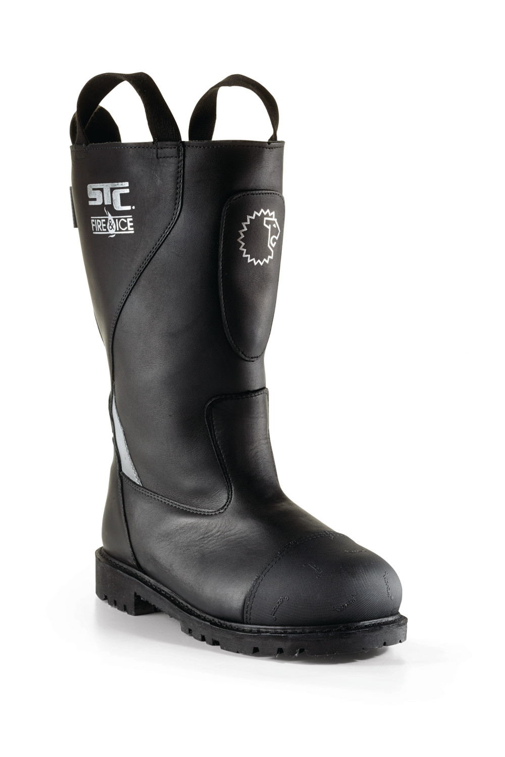 RUGGED STRUCTURAL FIREFIGHTING BOOTS