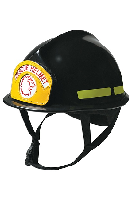 CUSTOMIZED FIREFIGHTER HELMET