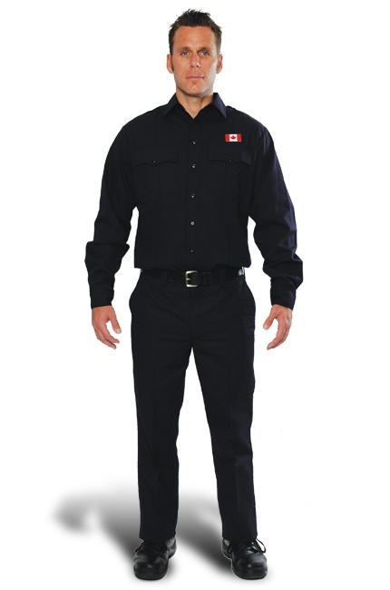 Standard Model Station Shirt and Pants