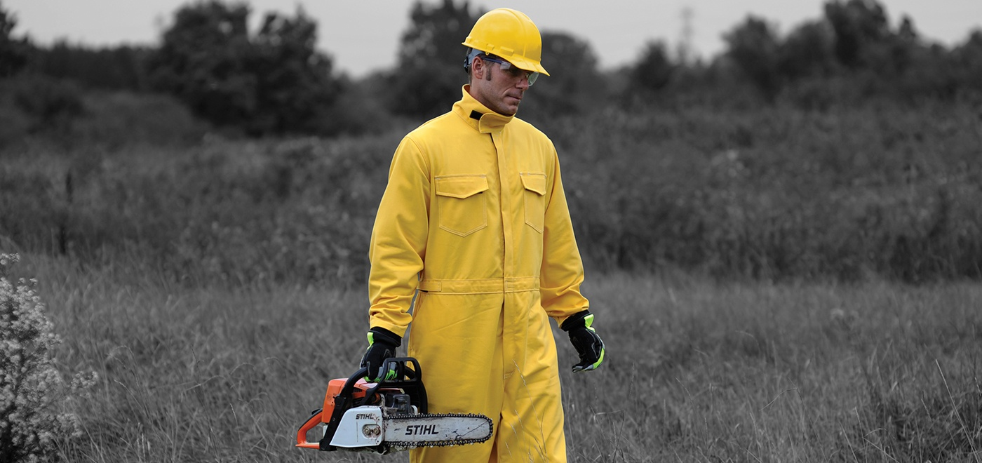 OUTDOOR THERMAL PROTECTION COVERALL