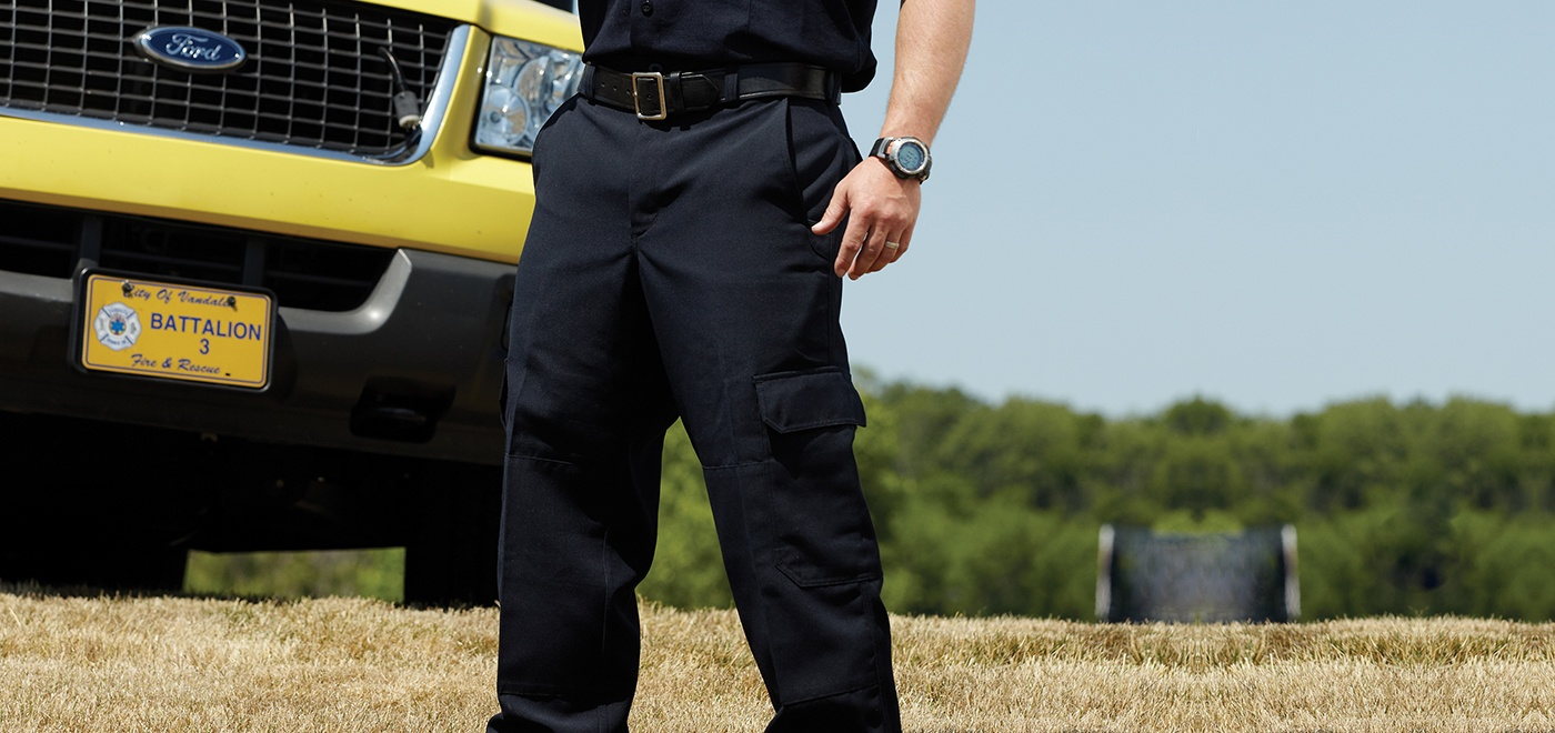 TACTICAL AND COMFORTABLE PANTS BUILT FOR FIREFIGHTERS