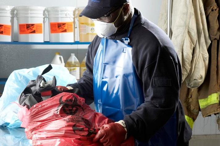 Biohazard Disinfection