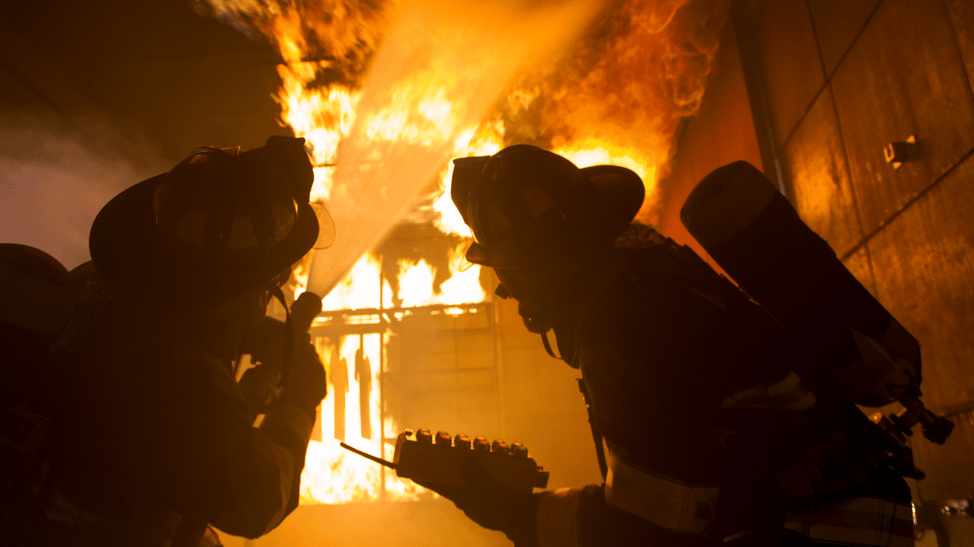 electric-motor-fire-training-live-fire-training
